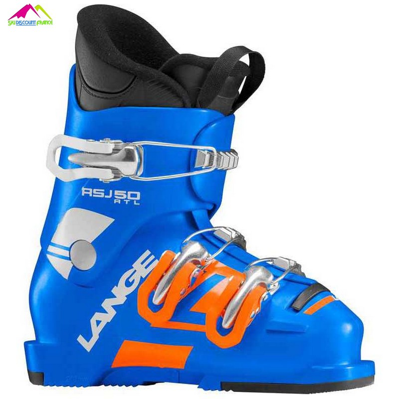 chaussures de ski junior lange rsj 50 power blue 2019